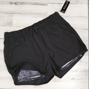 Ideology NWT athletic shorts 1X